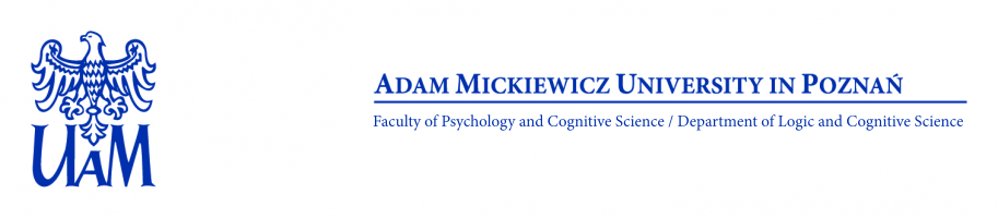 Department of Logic and Cognitive Science