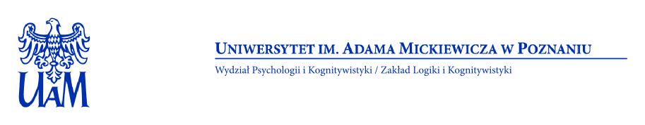 Zakład Logiki i Kognitywistyki